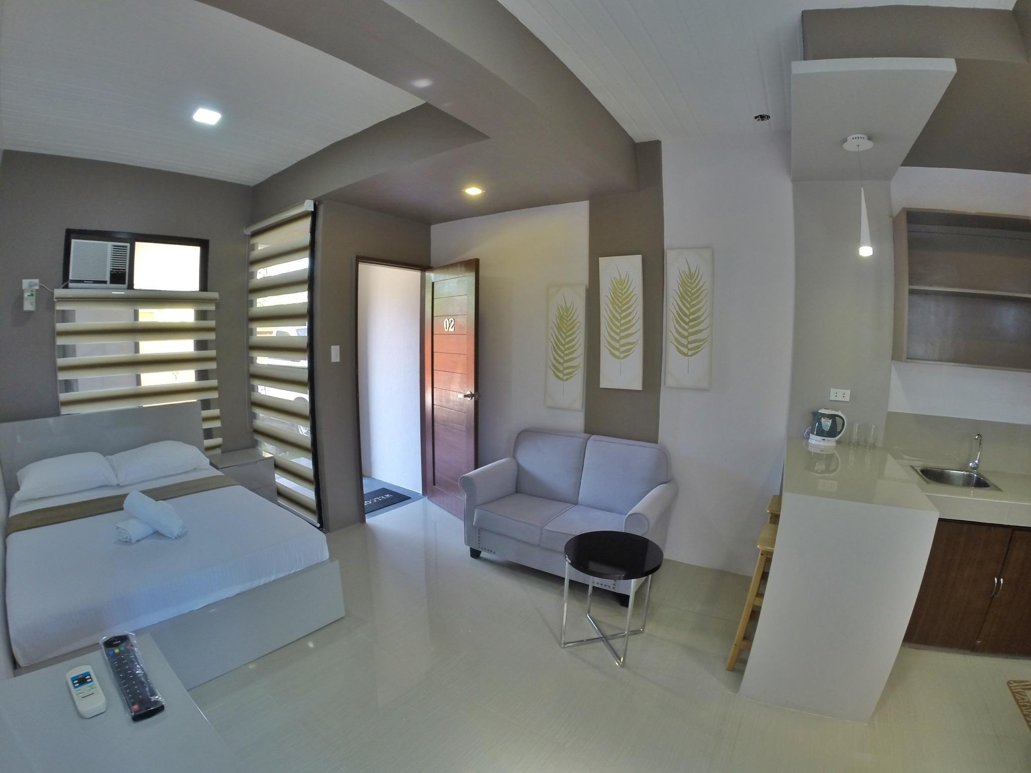 Modern studio suite in the heart of the city - Hotels Information/Map/Reviews/Reservation