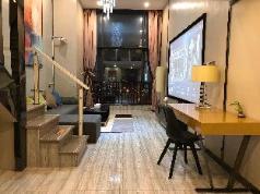 [Guangzhou South Station ] 3D Film Duplex Bed Room, Guangzhou