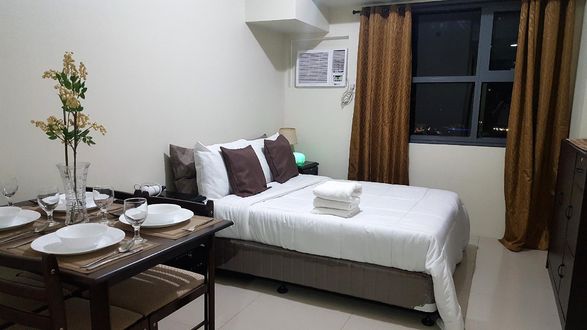 Beautiful Studio Unit with Panoramic View in Cebu - Hotels Information/Map/Reviews/Reservation