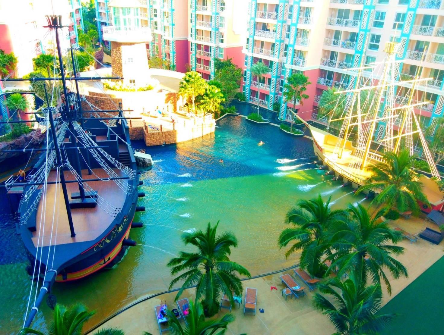 Grand Caribben Condo Pattaya&Resort Pattaya Thailand