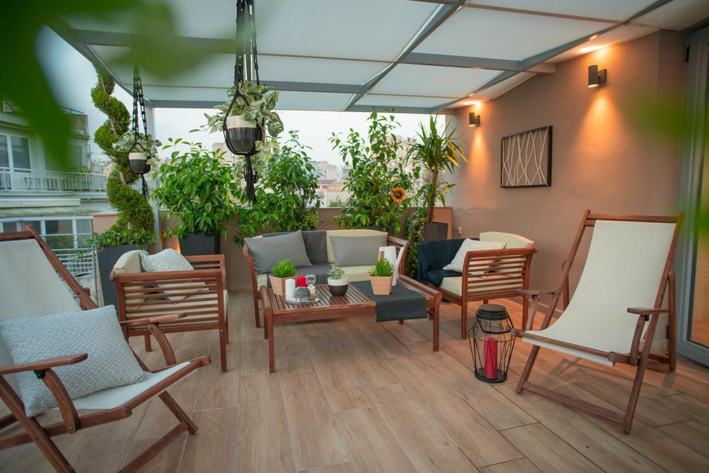 Kyveli Luxury Penthouse Appartment Athens Greece