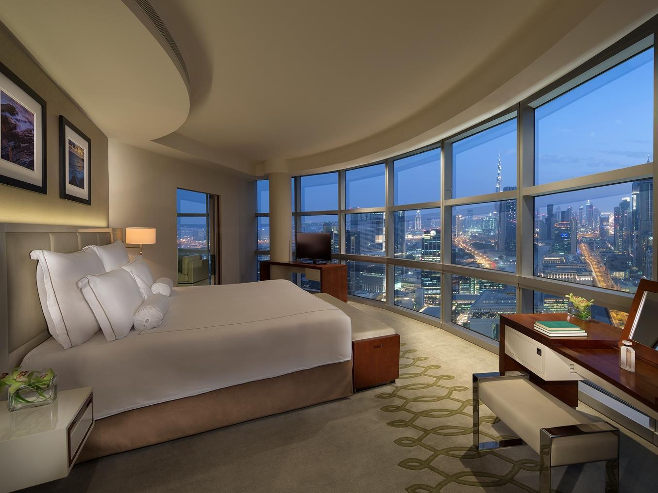 Best Price On Jumeirah Emirates Towers In Dubai Reviews