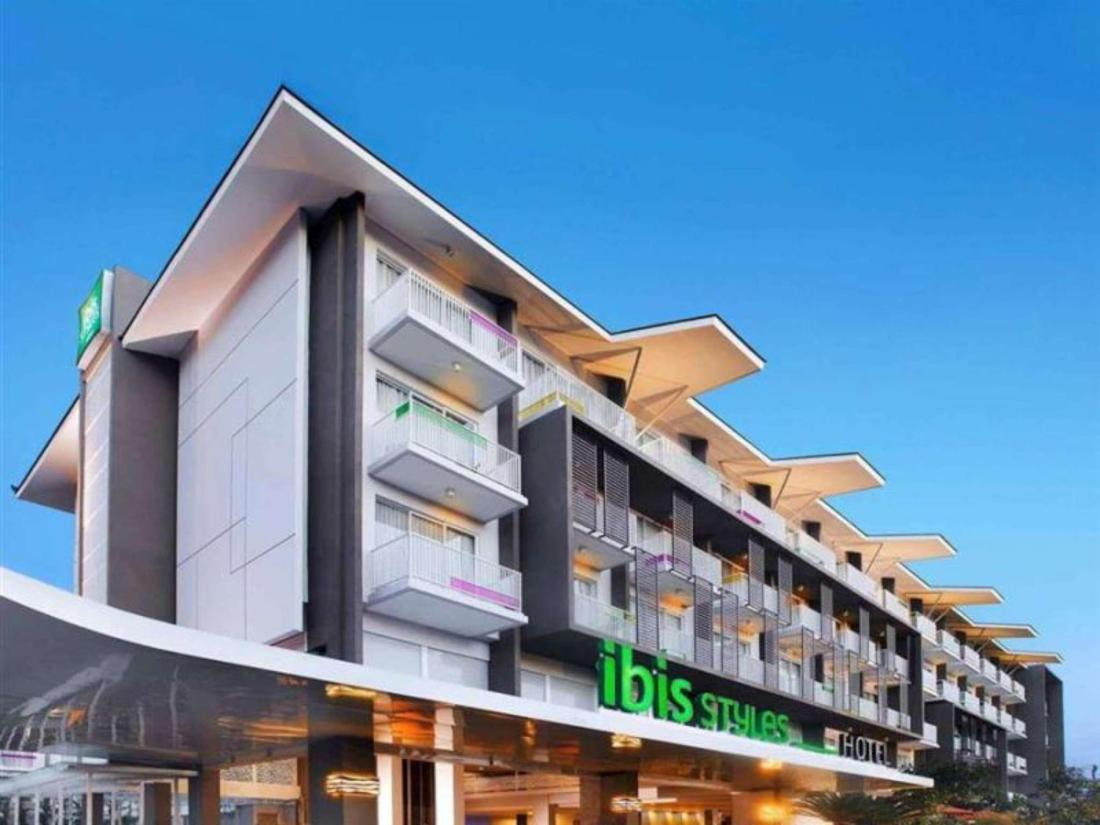 Best price on ibis styles bali benoa hotel in bali reviews for Best value hotels in bali