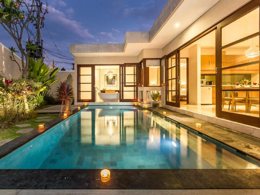 Beautiful bali villas by nagisa bali bali promo harga for Beautiful villas images