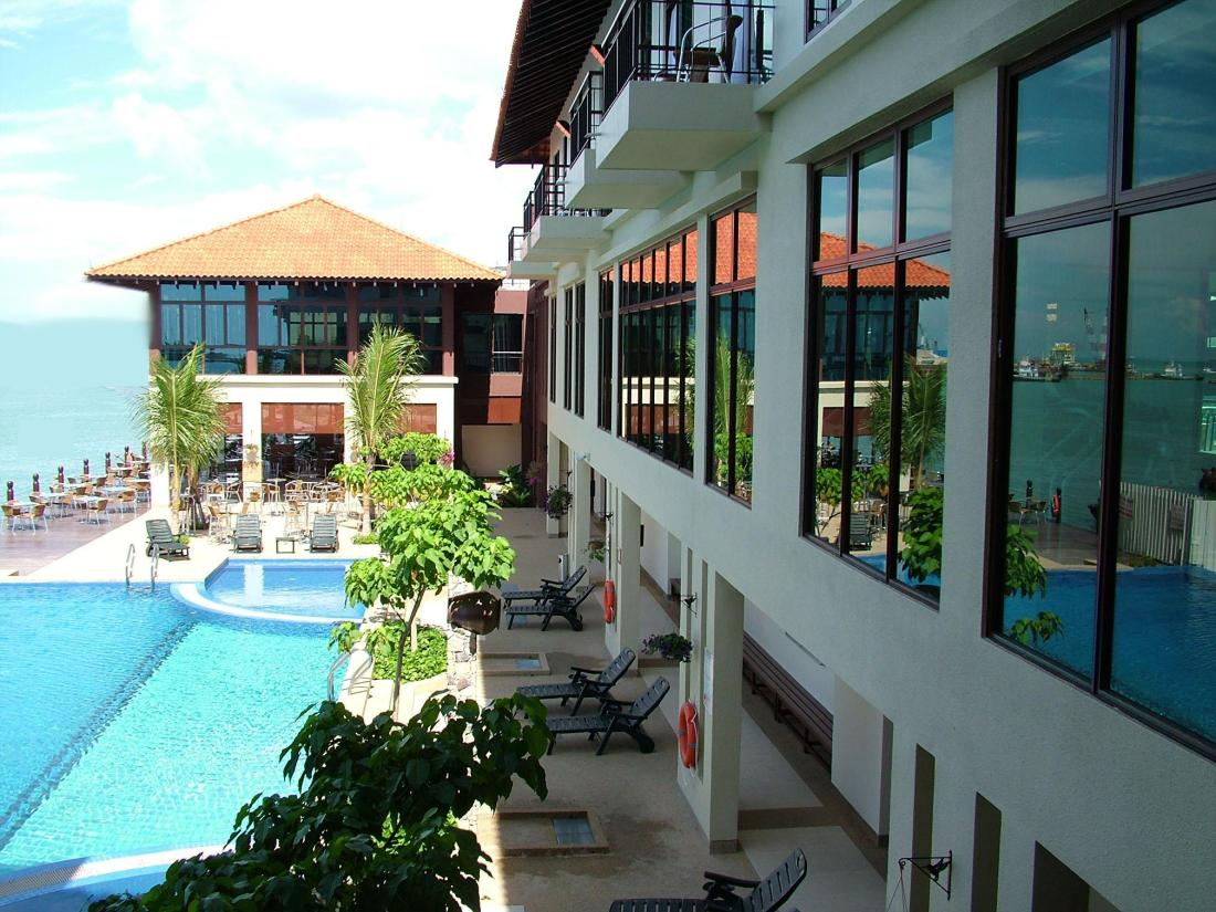 Best Price on SAF Yacht Club Changi Resort Rooms in