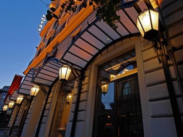 Romanico Palace Hotel Rome