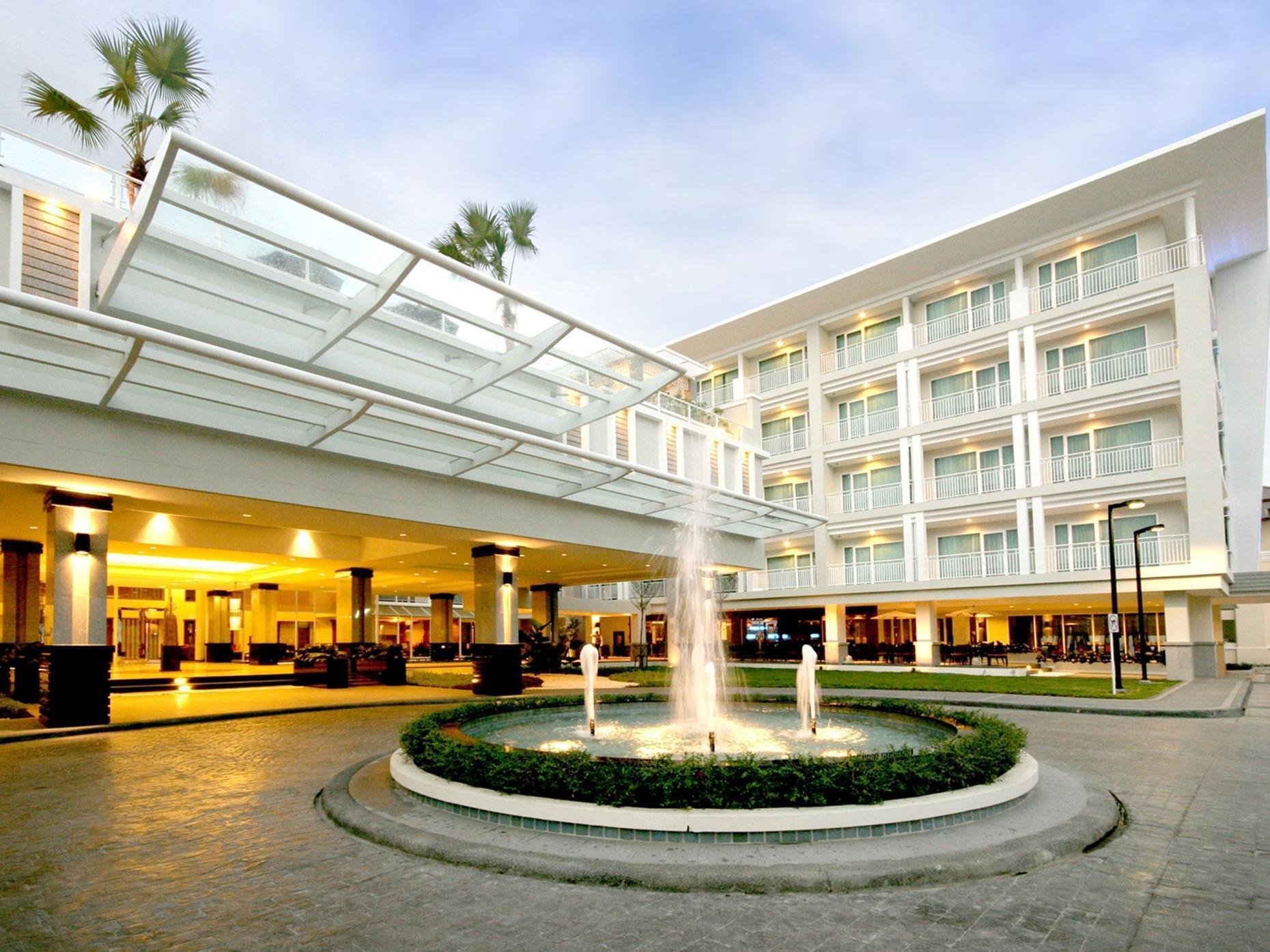 Kantary Hills Hotel โรงแรมแคนทารี ฮิลล์