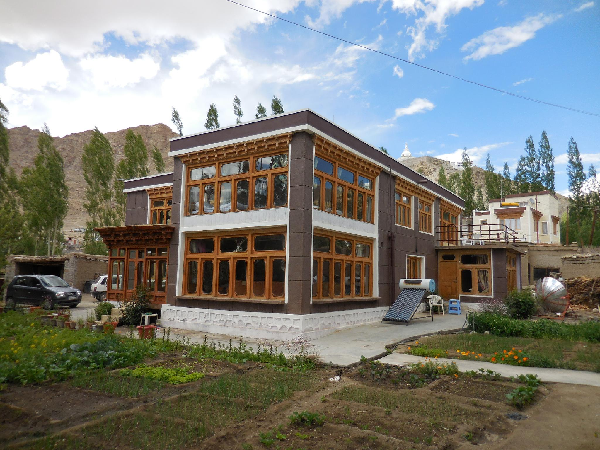 Sangto Green Guest House