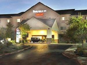 Fairfield Inn Roseville Sacramento Hotel