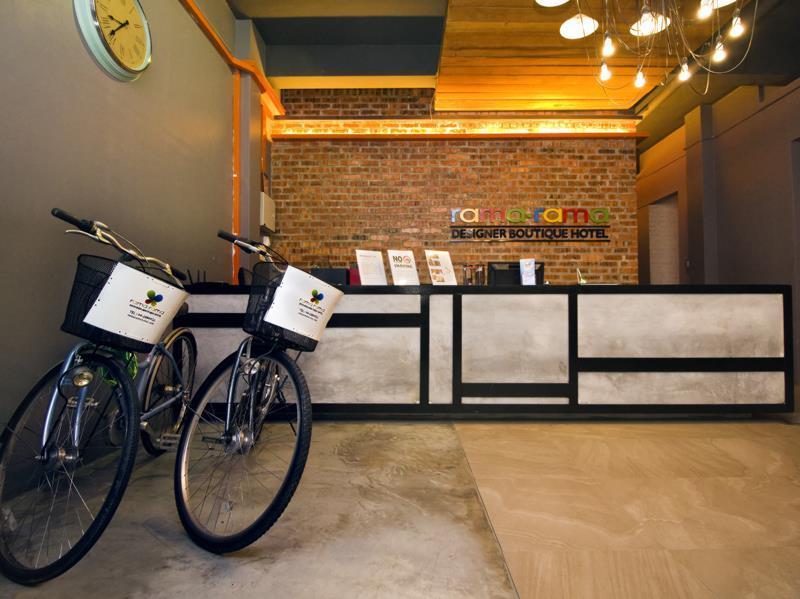 Ramarama Designer Boutique Hotel