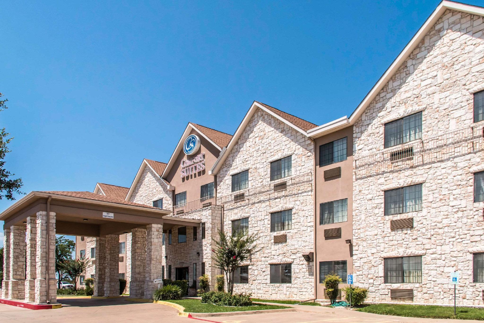 Comfort Suites Round Rock   Austin North I 35
