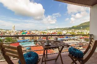 Patong Sea View Studio Apartment อพาร์ตเมนต์ 1 ห้องนอน 1 ห้องน้ำส่วนตัว ขนาด 45 ตร.ม. – ป่าตอง