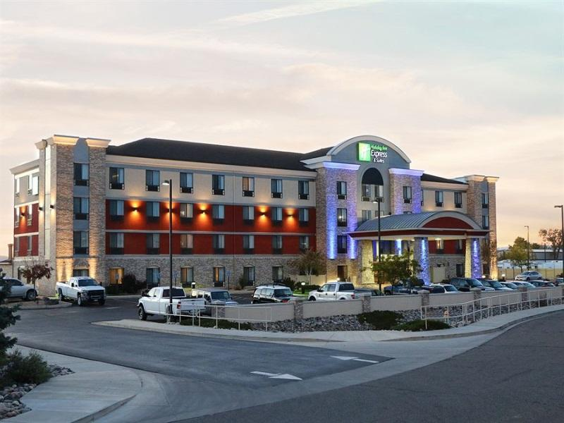 Holiday Inn Express Hotel And Suites Grand Junction