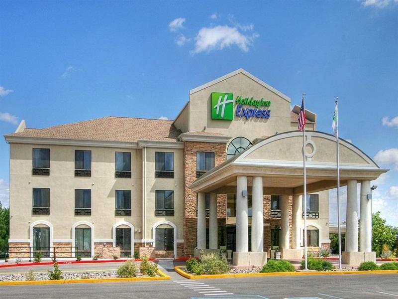 Holiday Inn Express Socorro