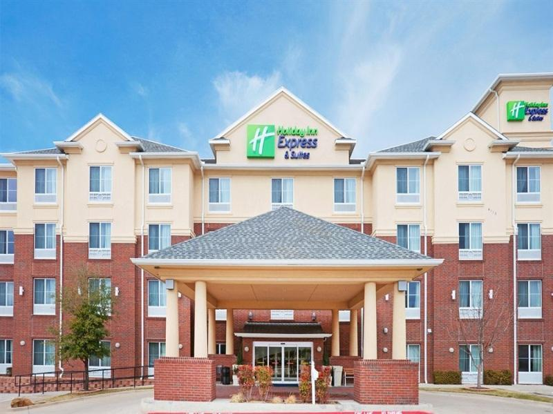 Holiday Inn Express Hotel And Suites Dallas   Grand Prairie I 20