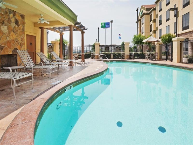 Holiday Inn Express Hotel And Suites McAlester