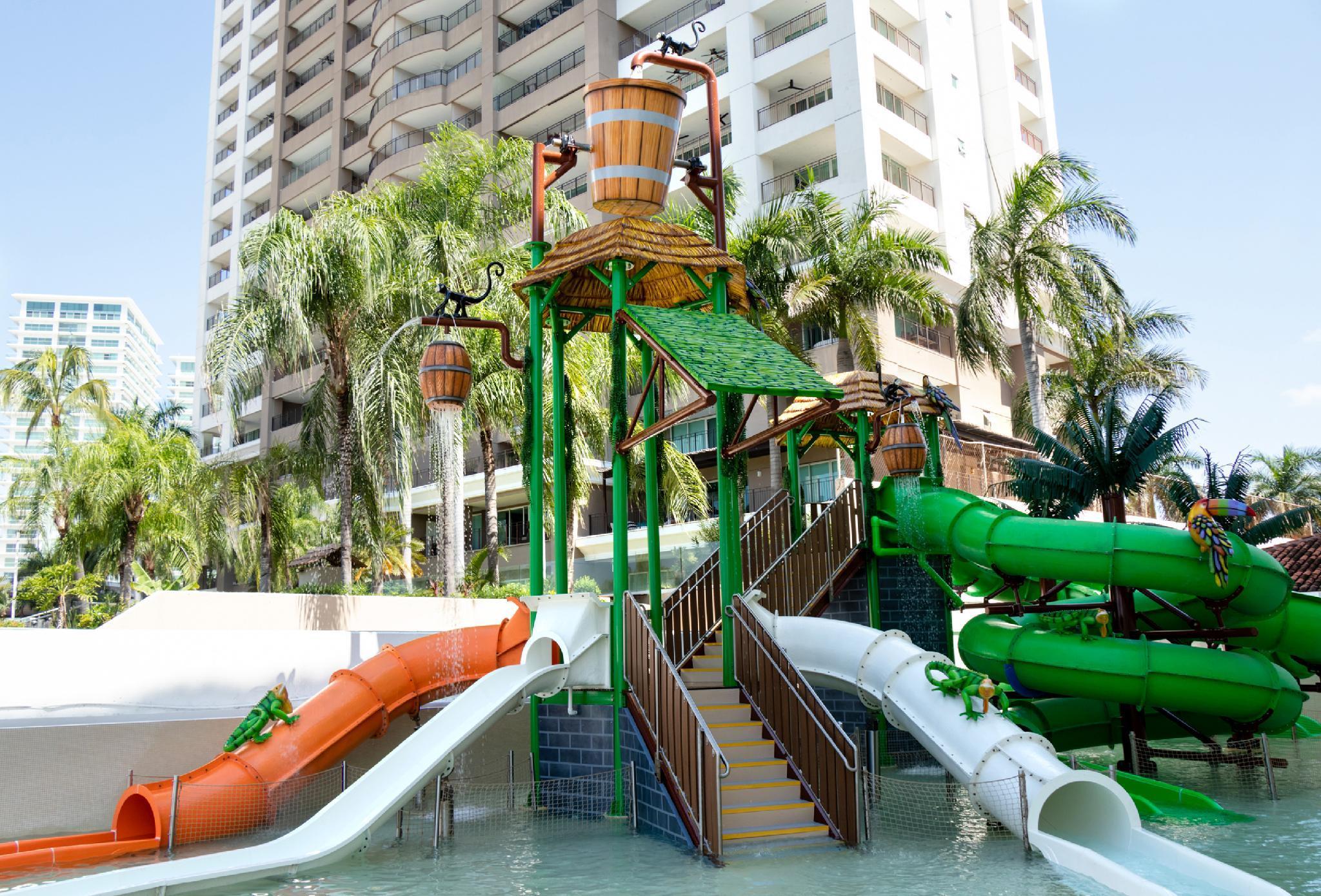 Sunscape Puerto Vallarta Resort All- Optionall All Inclusive