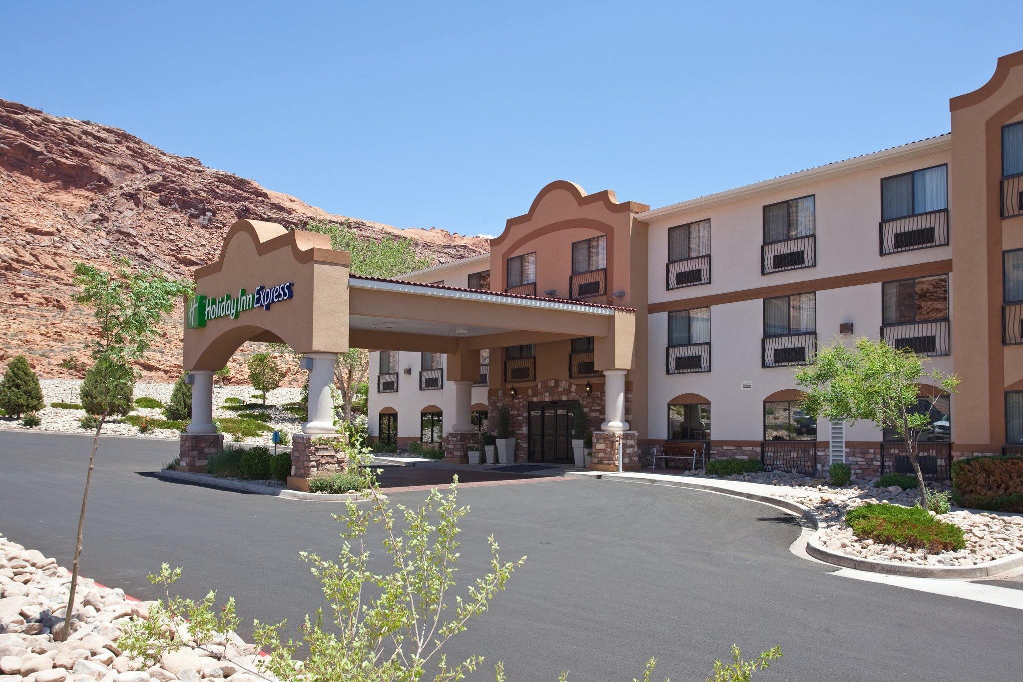 Holiday Inn Express Hotel And Suites Moab