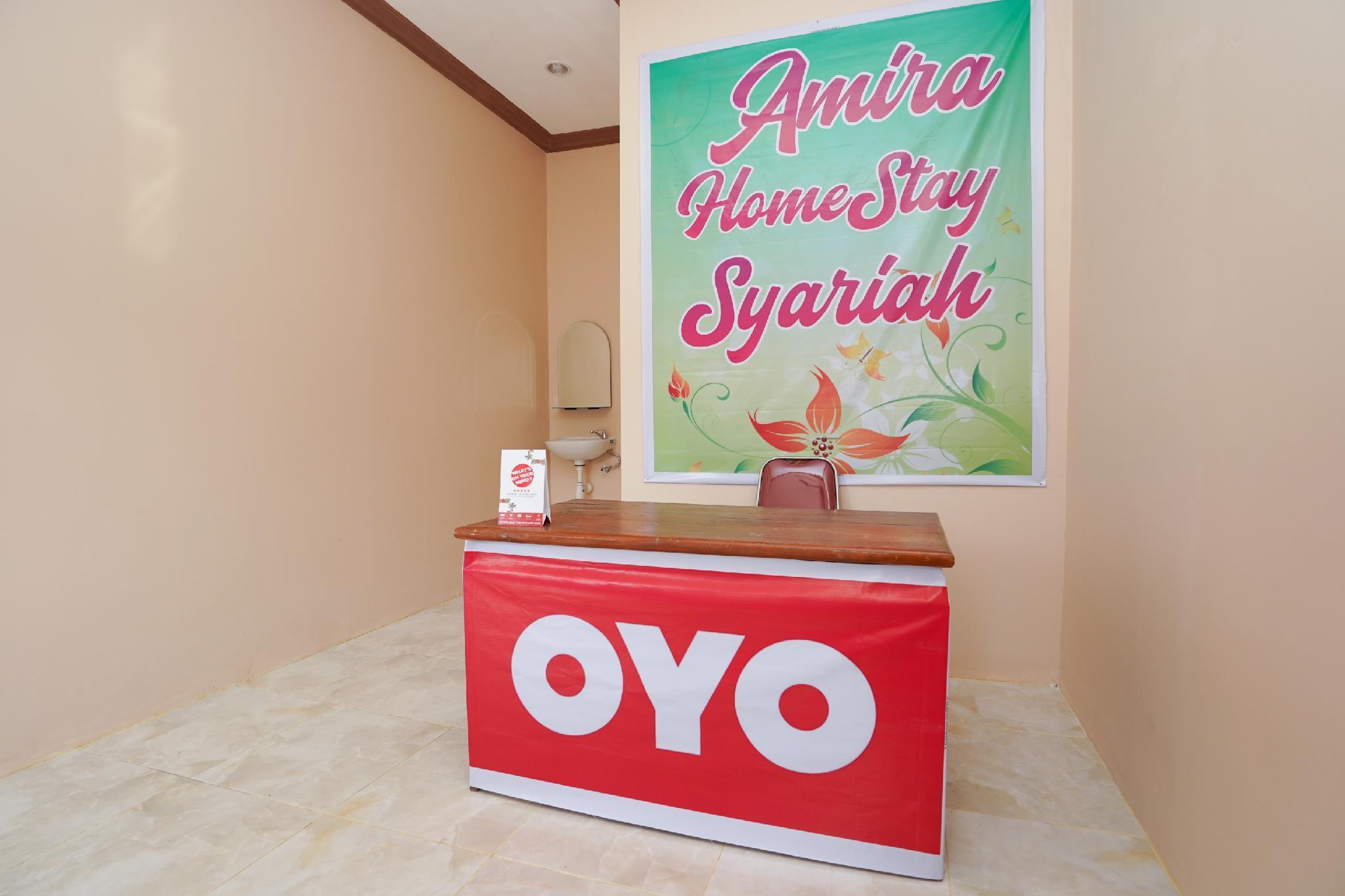 OYO 1349 Amira Homestay Syariah