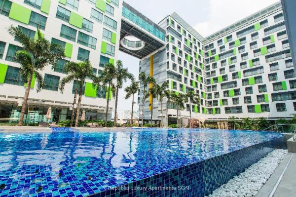 Republic Luxury Apartments SGN Airport Ho Chi Minh City