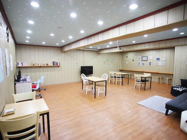 Mori Guesthouse Hongdae Seoul