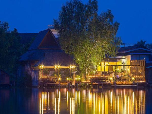 Bannsuanmaeklong Resort Samut Songkhram
