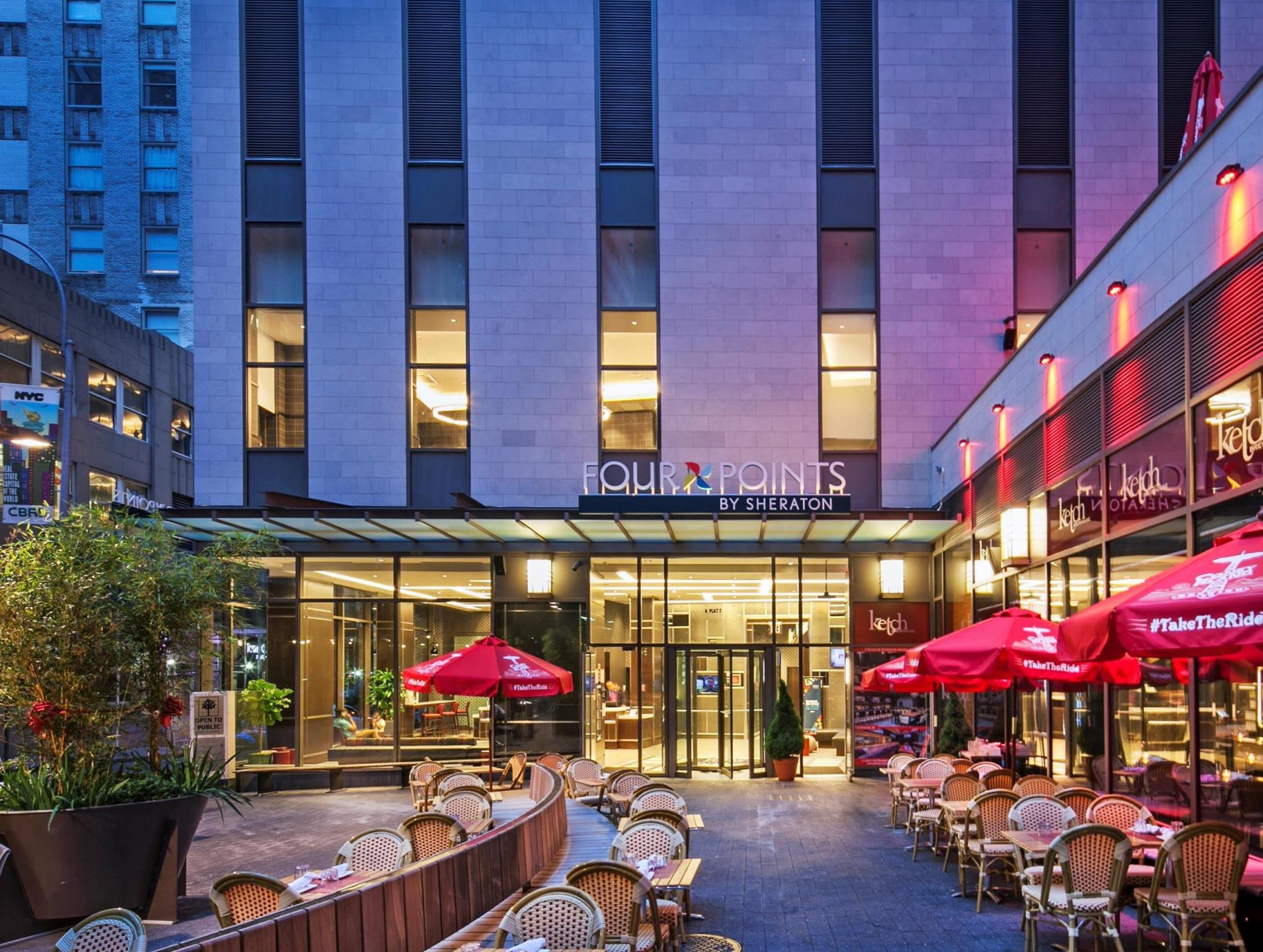Hotel Review: Four Points by Sheraton New York Downtown – Photos, Rates & Deals