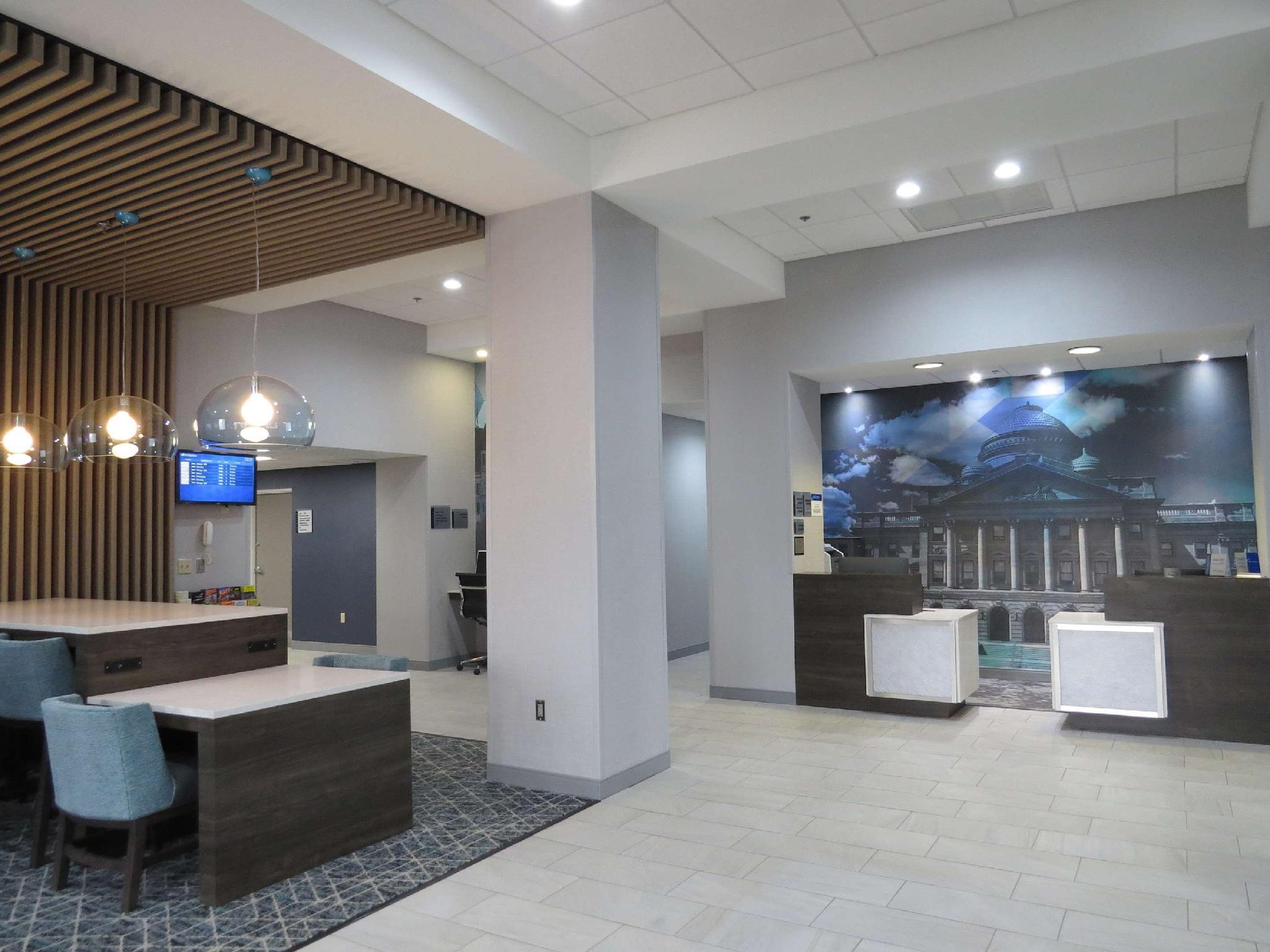 Best Western Plus Wilkes Barre Scranton Airport Hotel