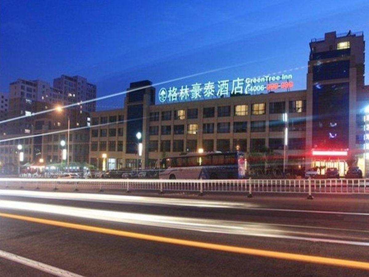 GreenTree Inn Shandong North Weihai Station North International Bathing Beach Business Hotel