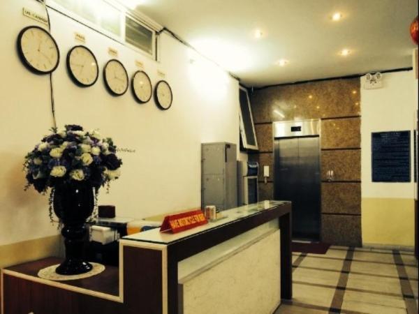 Golden Horse Serviced Apartment Hanoi