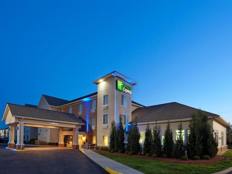 Holiday Inn Express Hotel And Suites Columbus Southeast