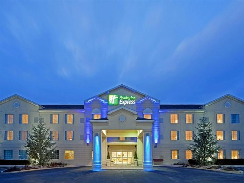 Holiday Inn Express Hotel And Suites Reading