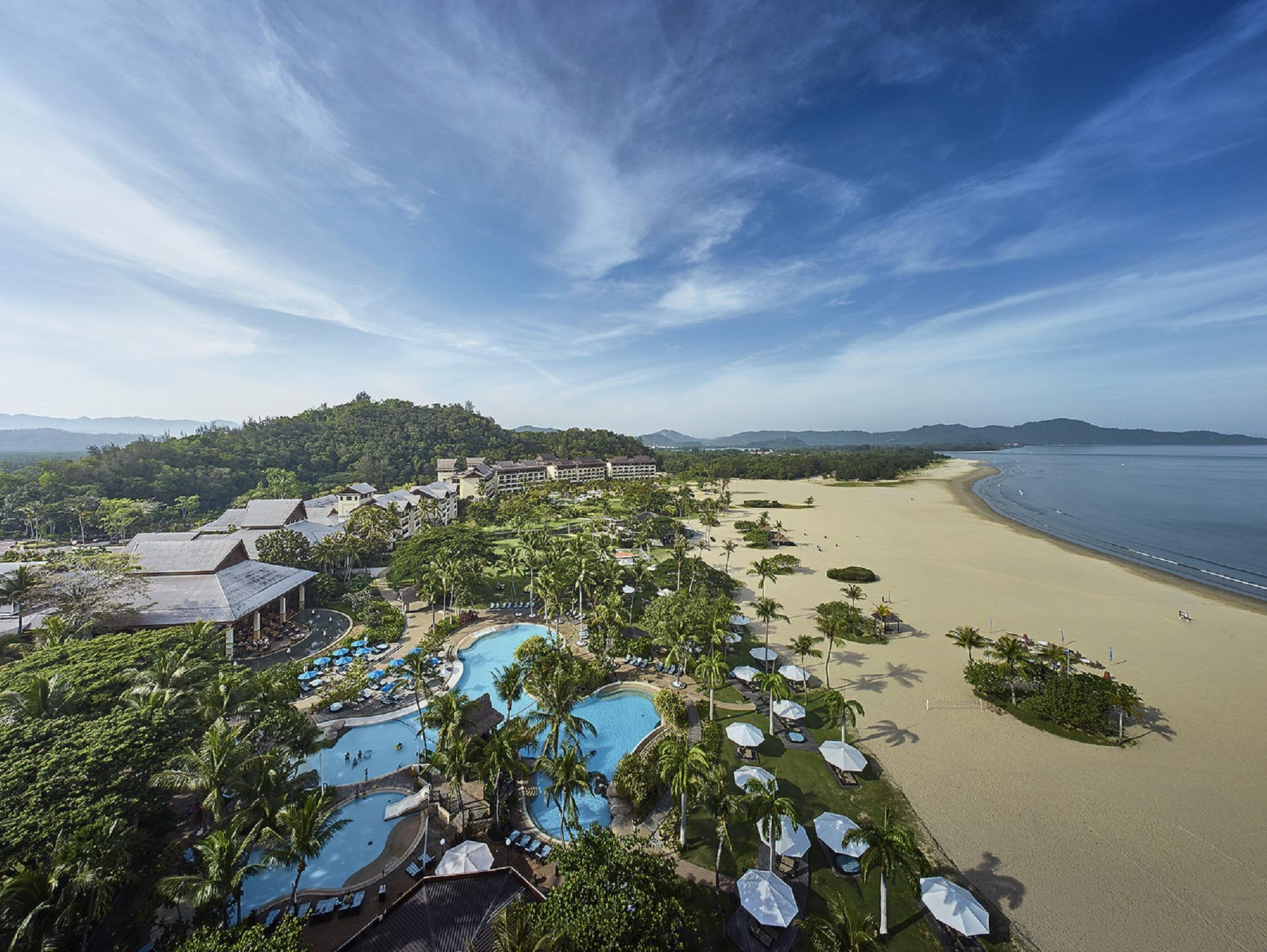 Shangri-La's Rasa Ria Resort & Spa 3