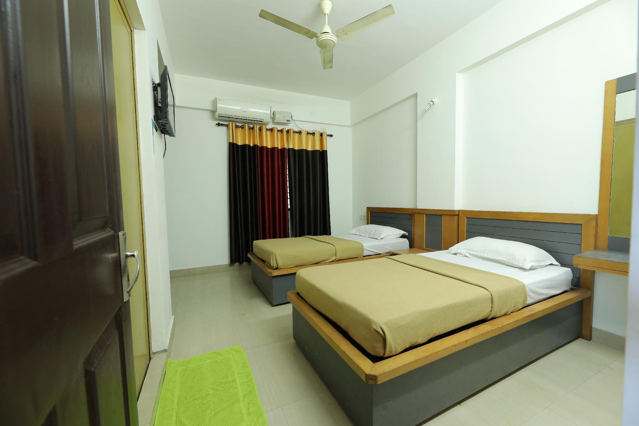 SPOT ON 47977 Amaravathi Inn