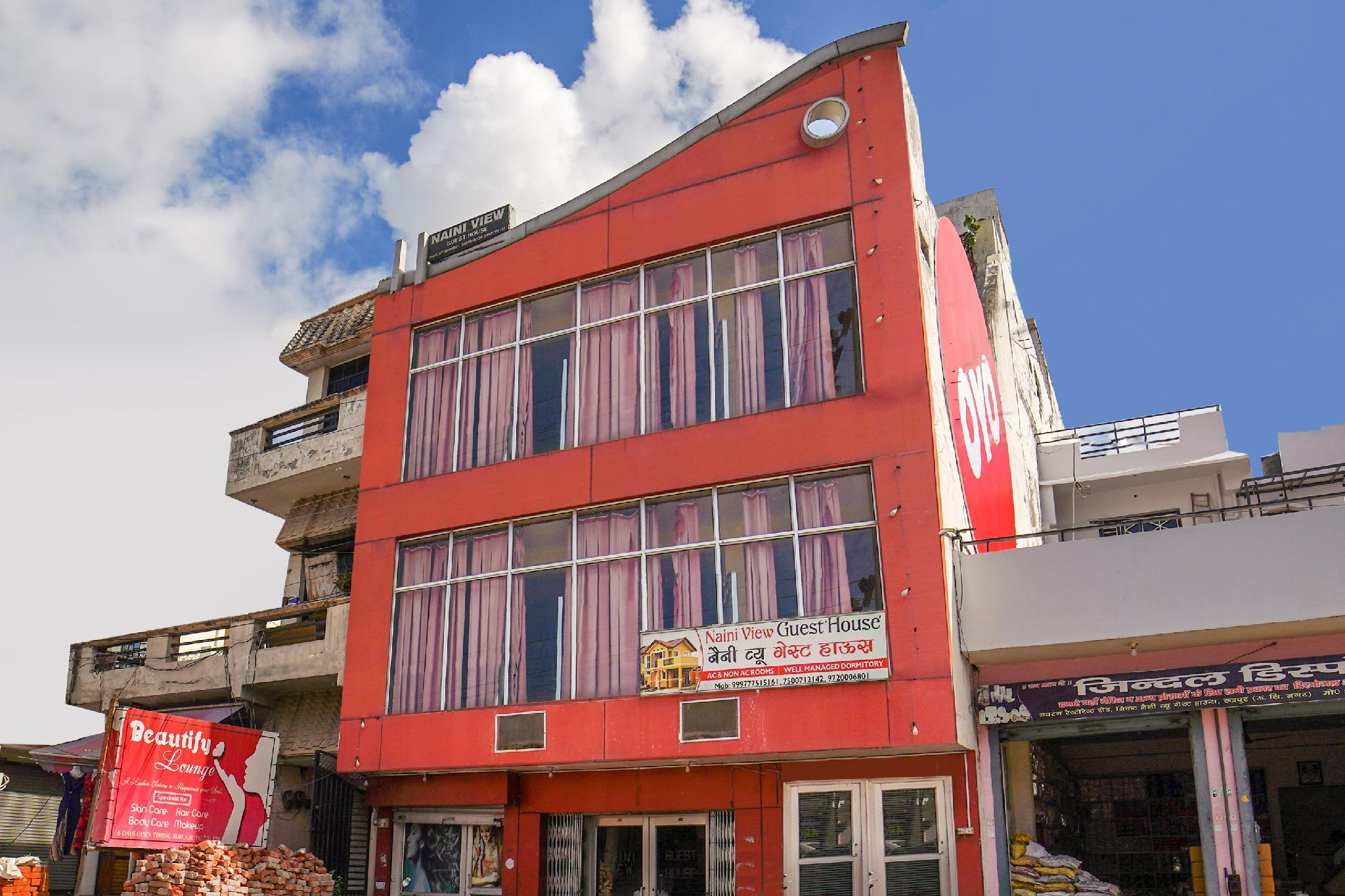 OYO 61031 Naini View Guest House