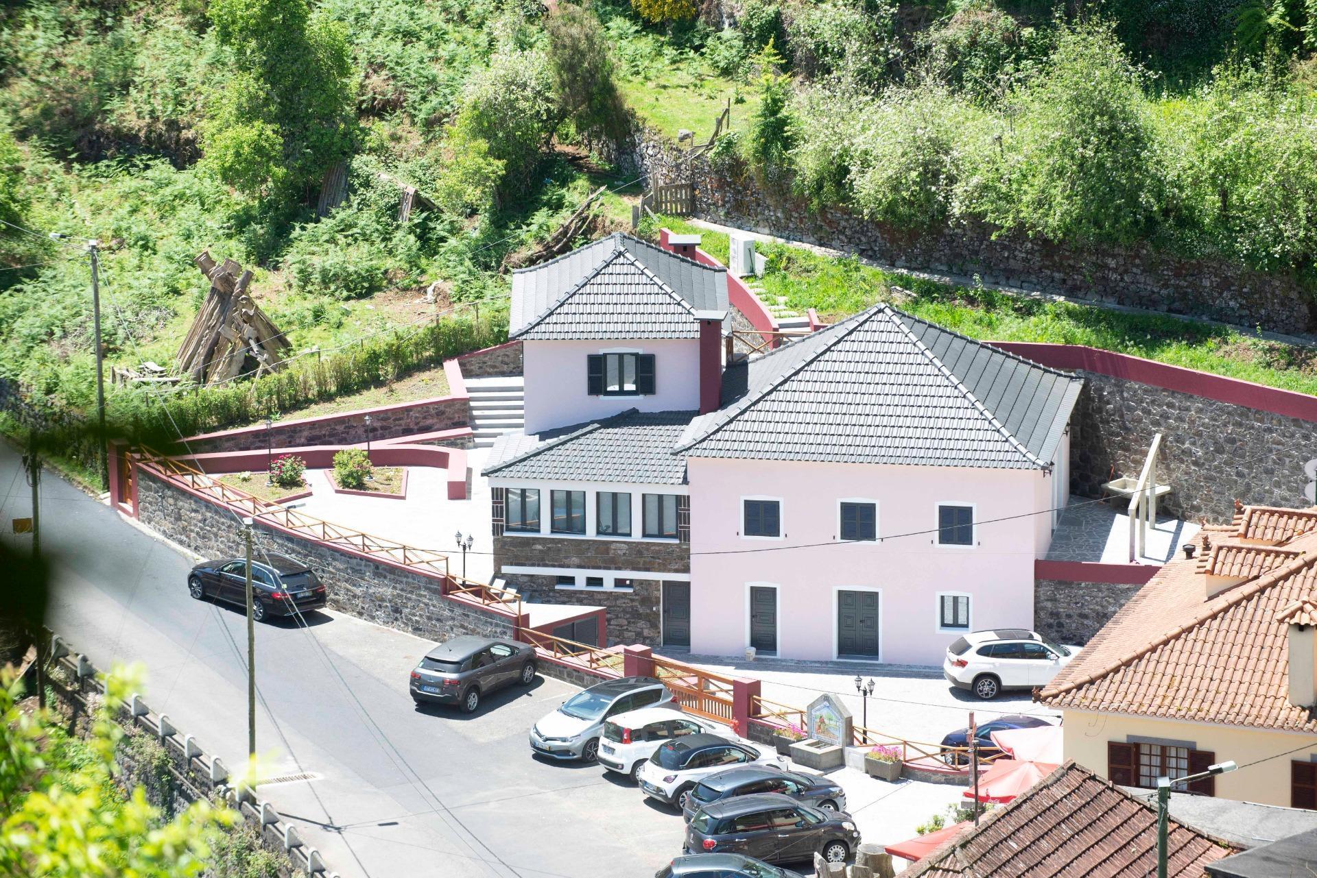 Casa Do Ribeiro Frio