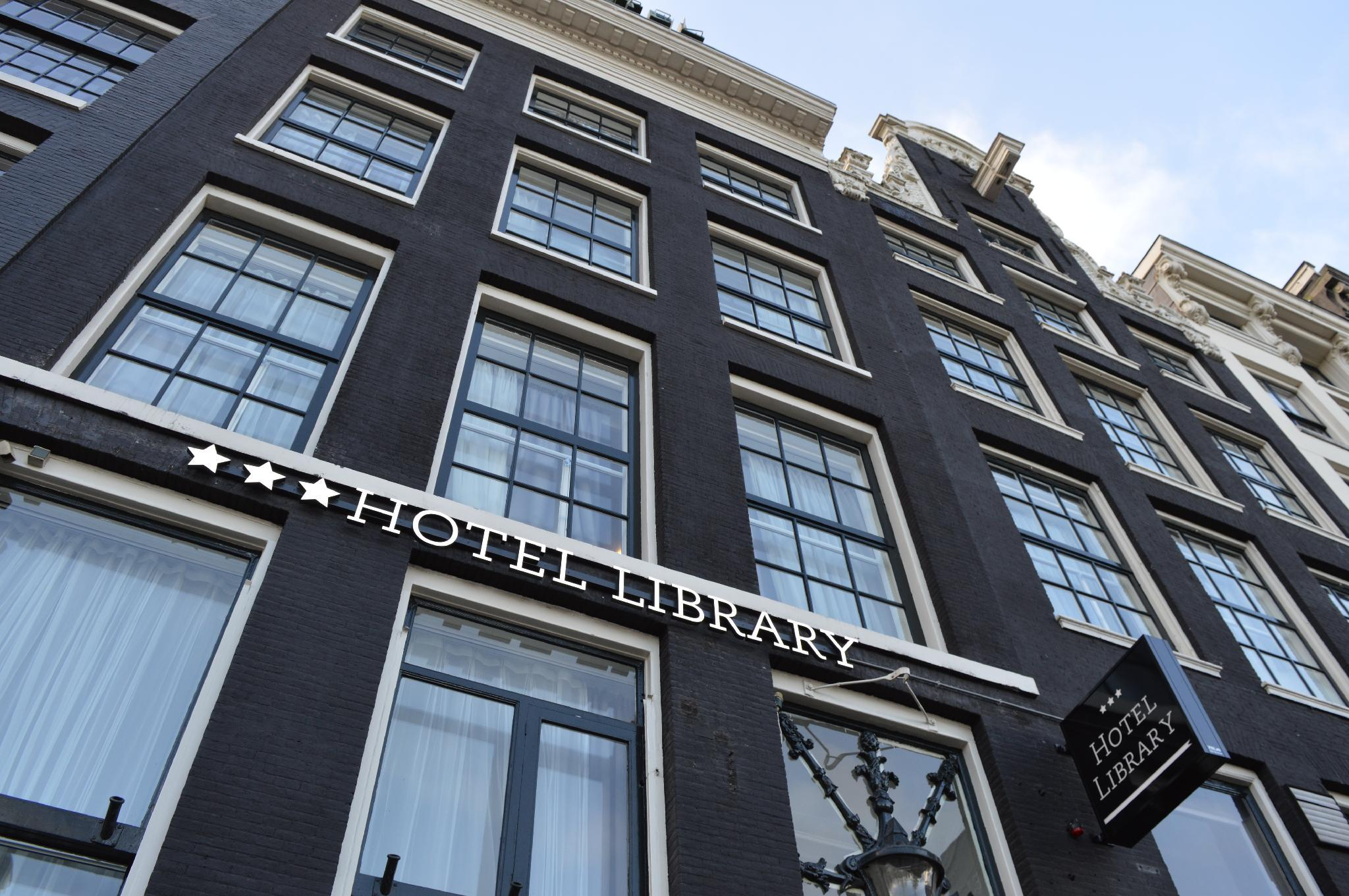 Hotel Library Amsterdam