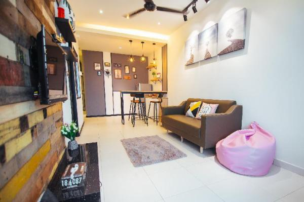 JK home@ Austin Heights 3BR FreeWiFi AEON IKEA Johor Bahru