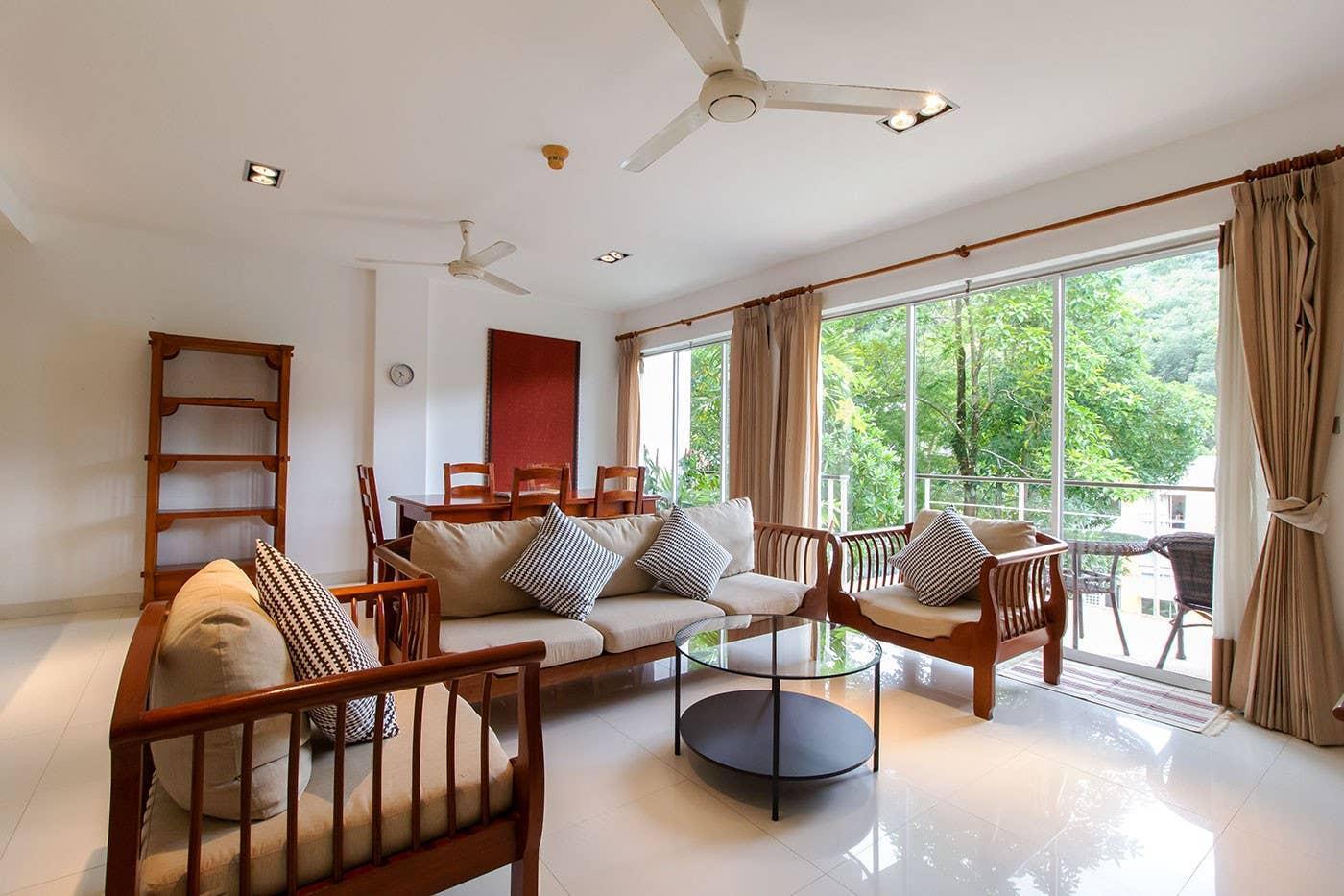 Peaceful 3 Bedroom Apartment 3 Swimming Pools