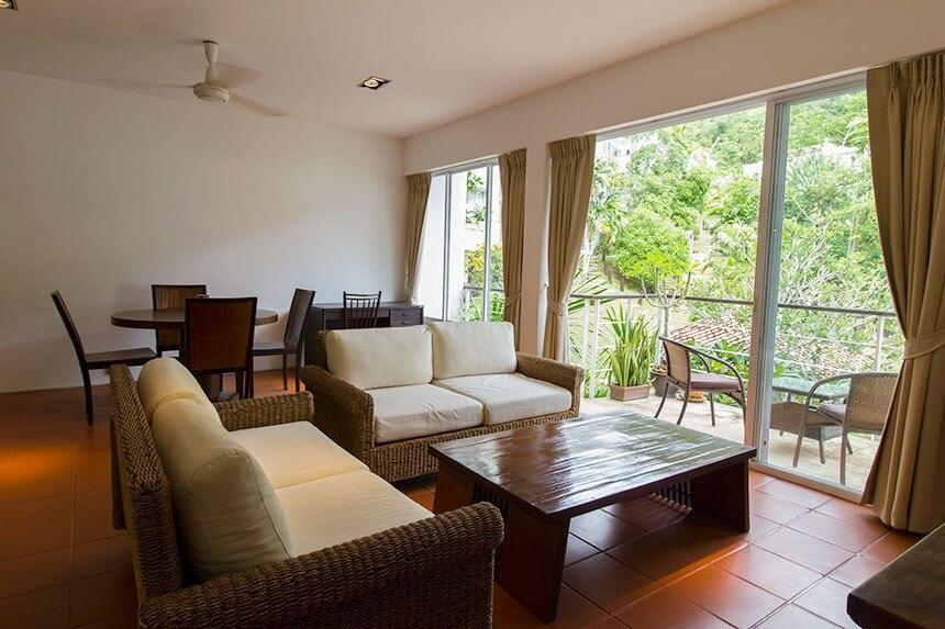 3 Bed Apartment In Jungle Surrounding
