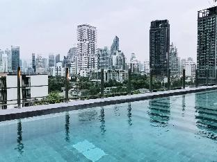 [スクンビット]アパートメント(36m2)| 1ベッドルーム/1バスルーム [City III] 300m to BTS Causeway Station Downtown