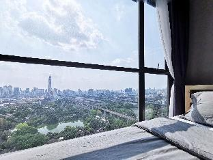 [スクンビット]アパートメント(30m2)| 1ベッドルーム/1バスルーム [Oxygen V] High-rise landmark landscape view