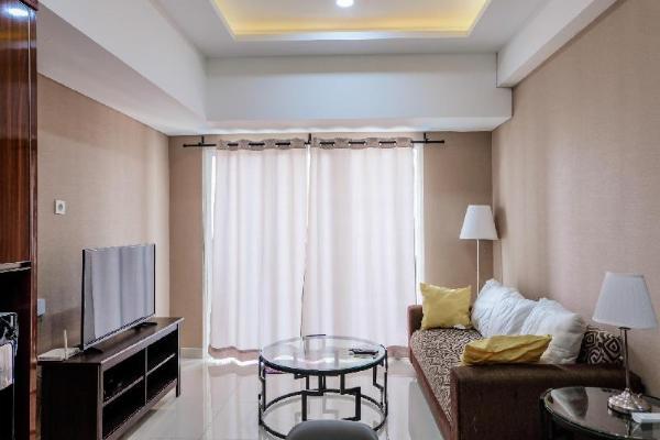 Premium 2BR Apartment at Casa de Parco By Travelio Tangerang