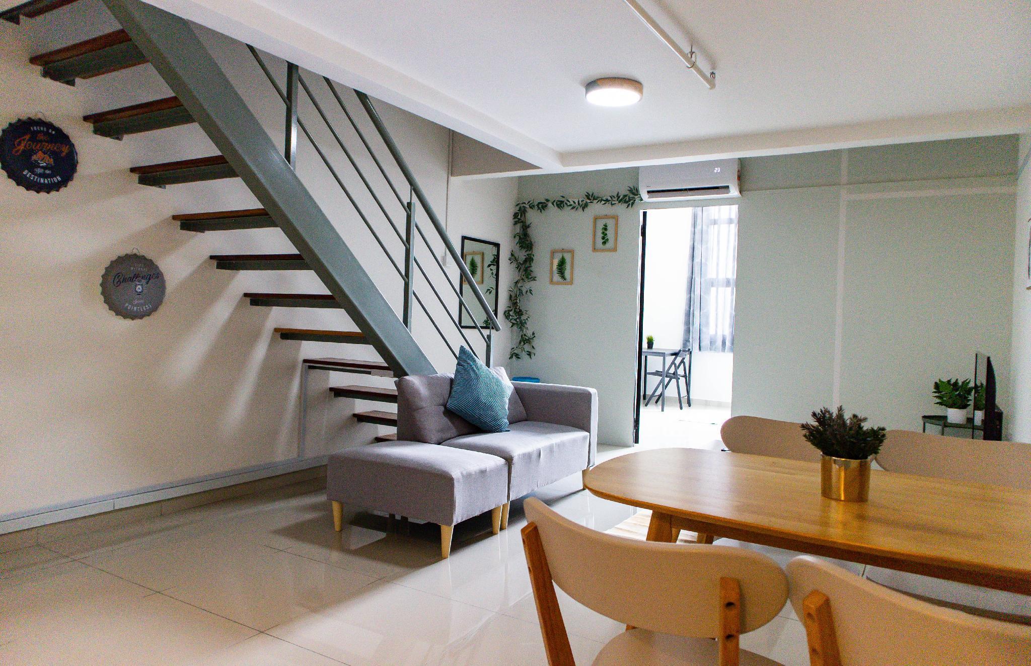 Glex Homes @ Kelana Jaya - Wooden Unit