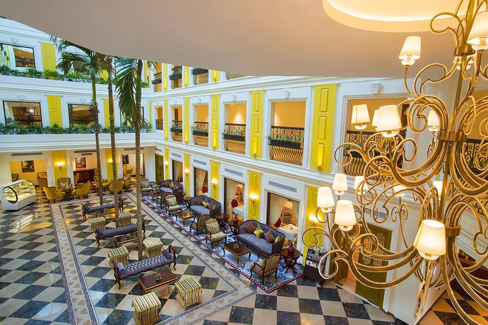Fragrant Nature Kochi   A Classified 5 Star Hotel