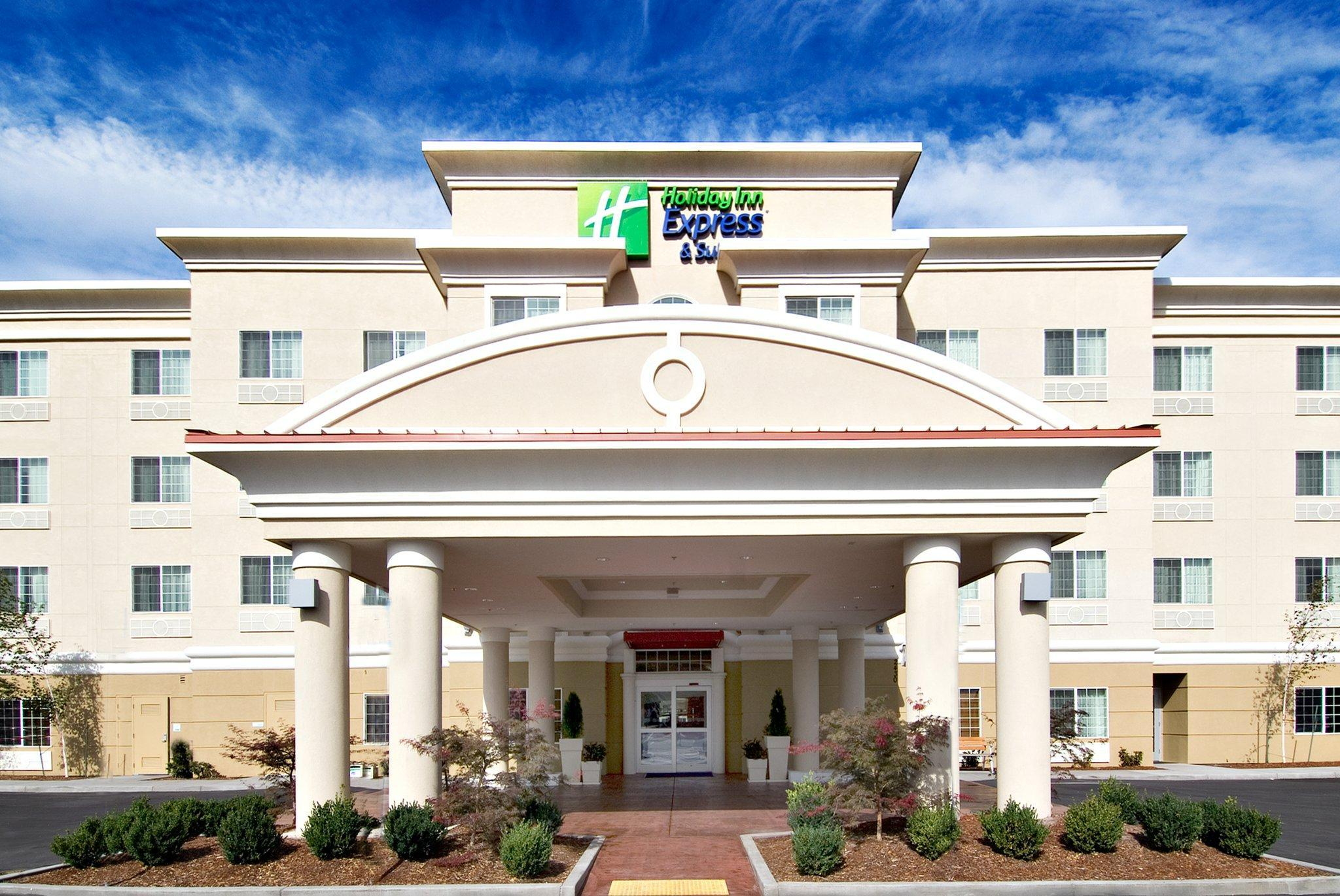 Holiday Inn Express Hotel And Suites Klamath Falls Central