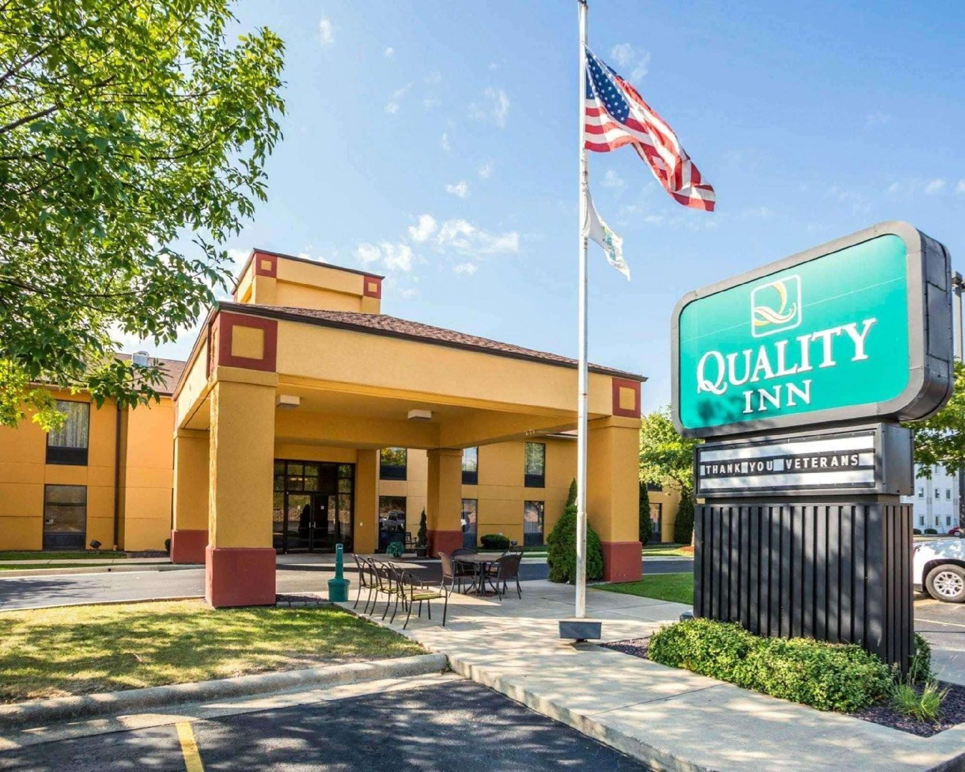 Quality Inn St. Robert   Ft. Leonard Wood