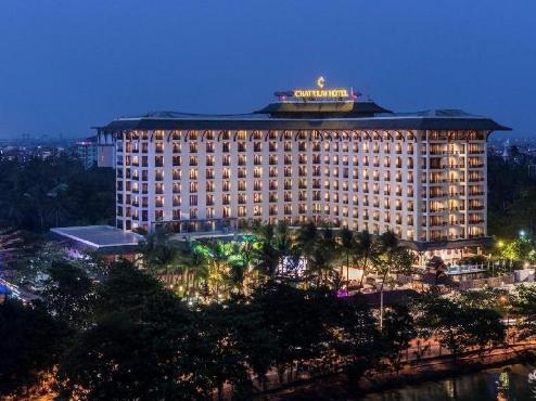 Downtown Yangon Hotels Yangon Myanmar Hotels In