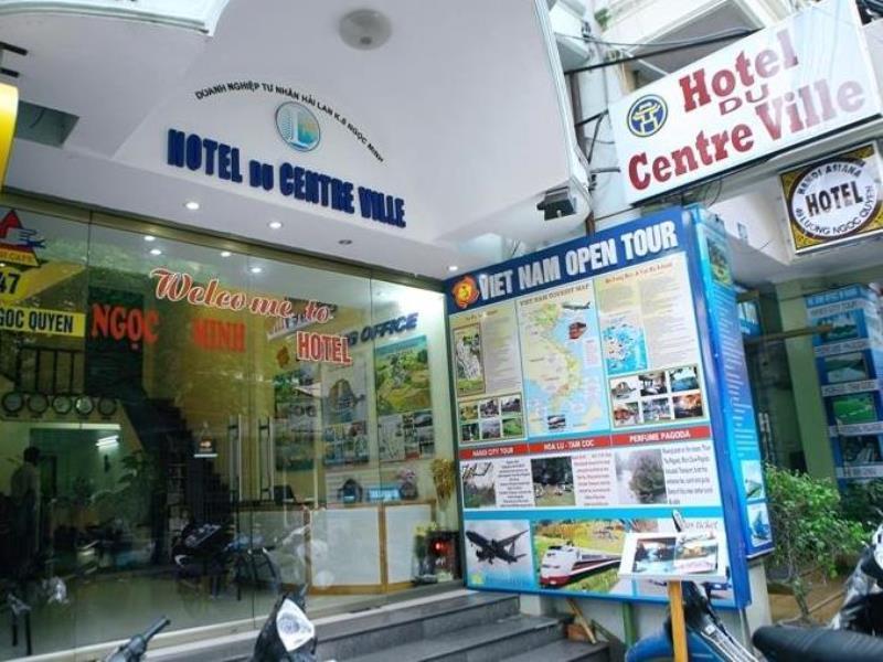 Hotel Du Centre Ville
