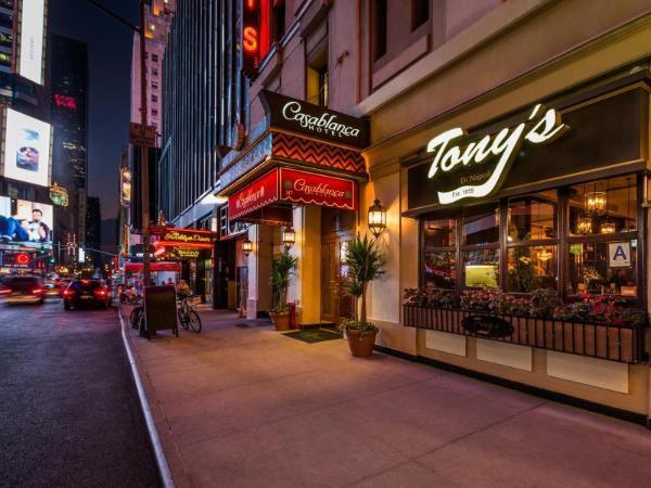 Casablanca Hotel New York New York